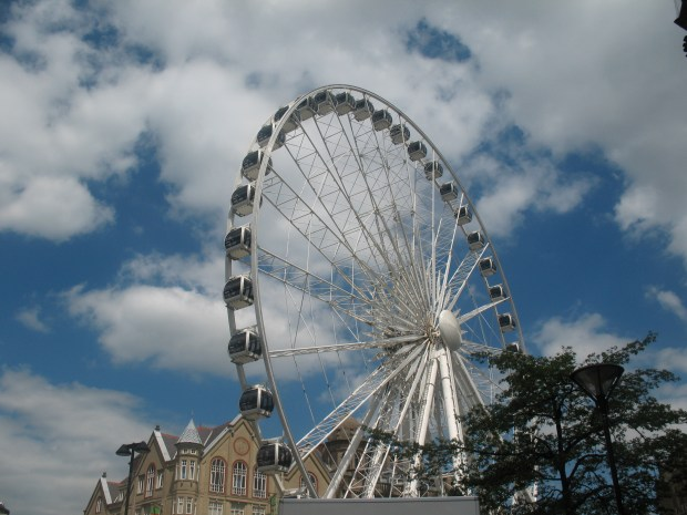 Sheffield 'Eye'