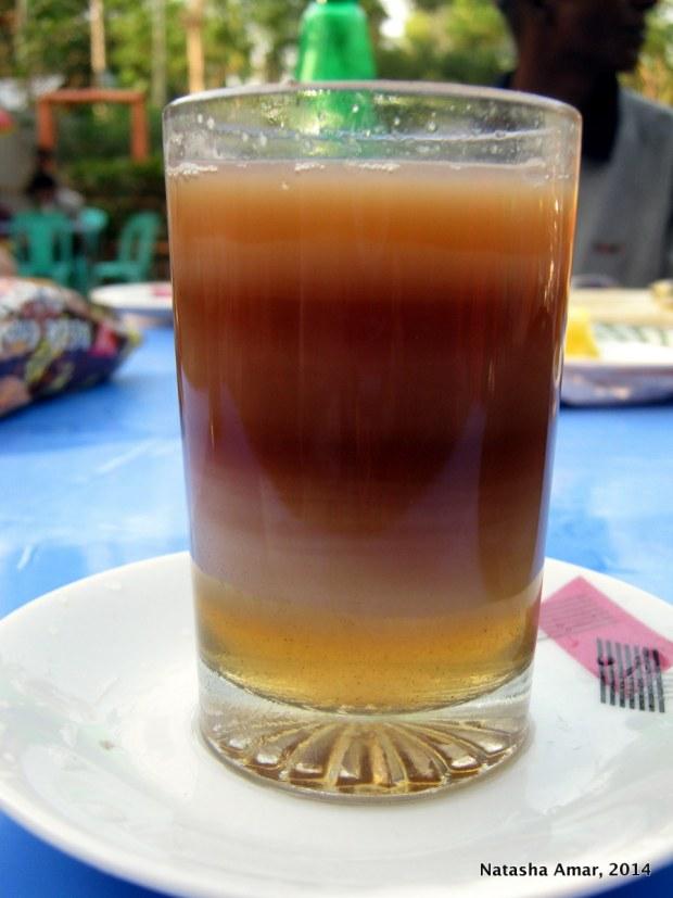 7 layered tea