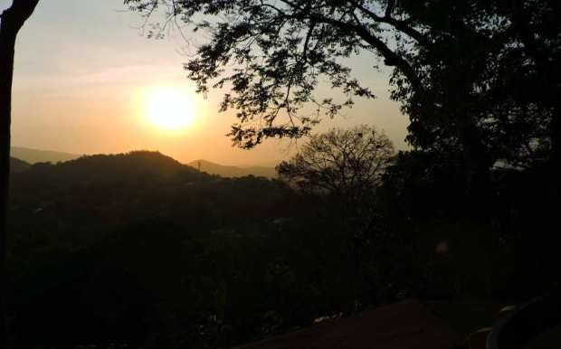 Casa Loma Minca Sunset