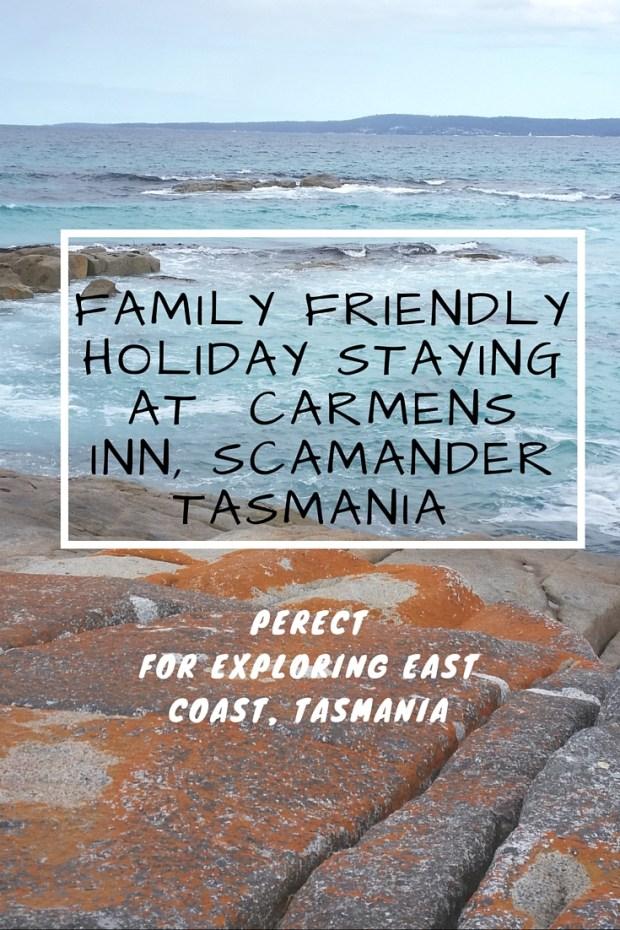 Carmens Inn - lovely cottage by the sea, Scamander, Tasmania