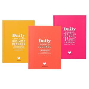 Daily Greatness Journals | Best Gifts to Give Yourself for Your New Year | Selina Almodovar | Christian Relationship Blogger | Christian Relationship Coach