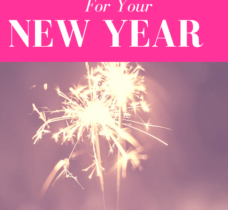Why You Should Choose One Word For Your New Year