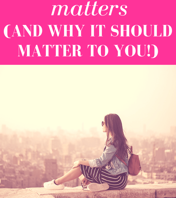Why Modesty Matters (And Why It Should Matter to You!)