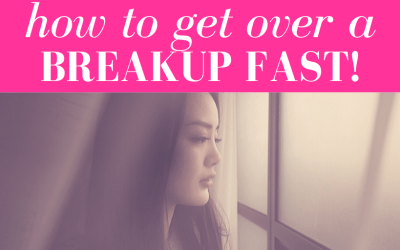 How To Get Over A Breakup FAST!
