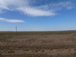Starting to look like Mongolia.