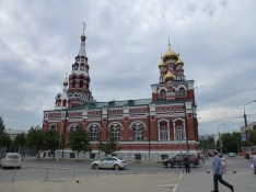 Another beautiful church in Perm.