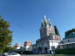Novodevichy convent.