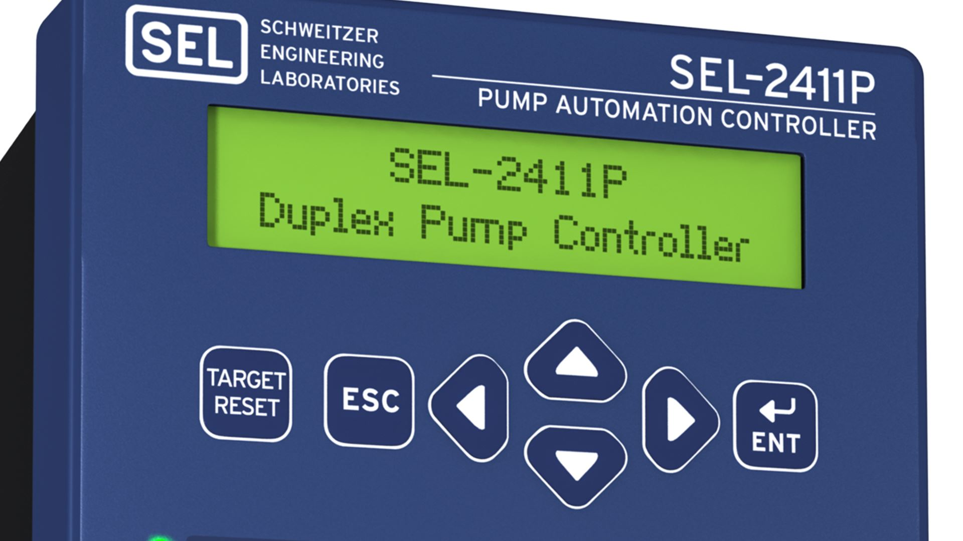 hight resolution of sel 2411p pump automation controller schweitzer engineering laboratories