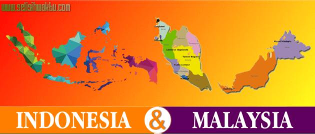√ Selisih Waktu Indonesia Dengan Malaysia