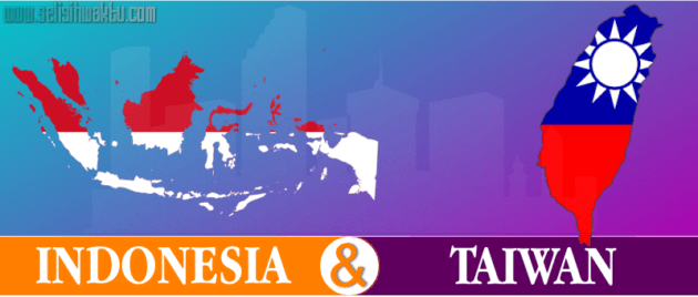 √ Perbedaan Waktu Taiwan Dan Indonesia