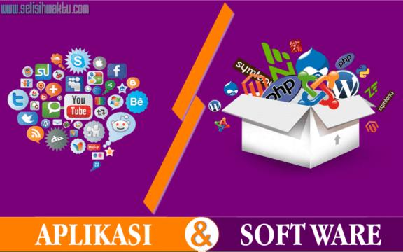 √ Perbedaan Antara Aplikasi Dan Software