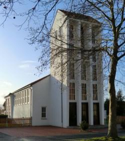 Christus-Kirche Lage (SELK) II