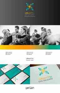 Logotipo Ubuntu - Psicologia Positiva - Montessori