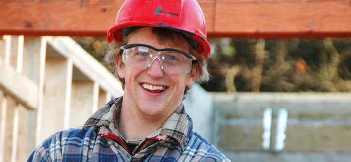 Carpentry Apprenticeship At Selkirk College At Selkirk College