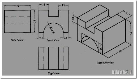 Advanced Mechanical Design Drafting