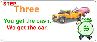 step 3 the final step to selling cash for cars a vehicle
