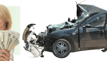 cash for Cars buys a wrecked car salvage vehicles