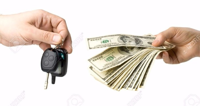 Sell a used car to cash for cars