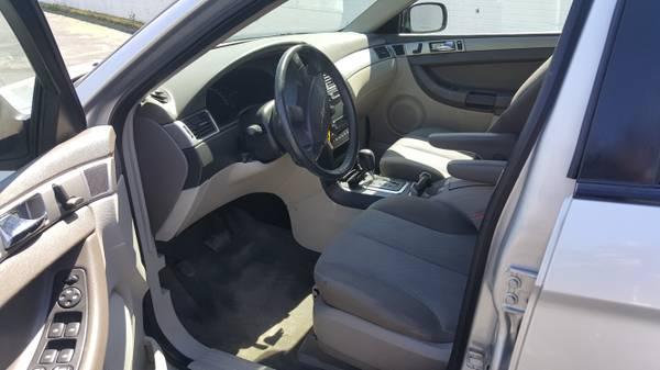car interior of a flood damaged car can look new