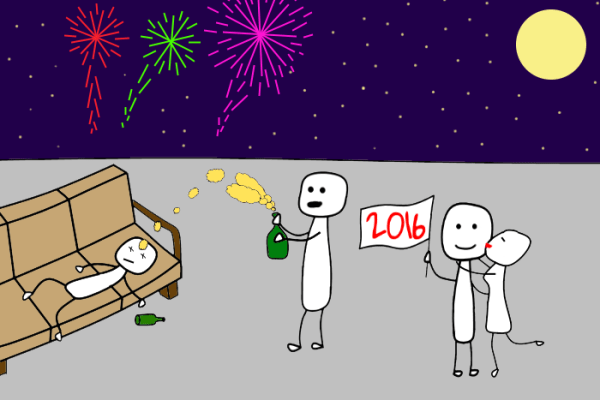 Stop Making New Year Resolutions