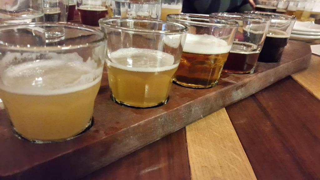 Heist Brewery Beer