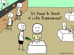 Can Food and Drink Experiences Also Be Life Experiences?