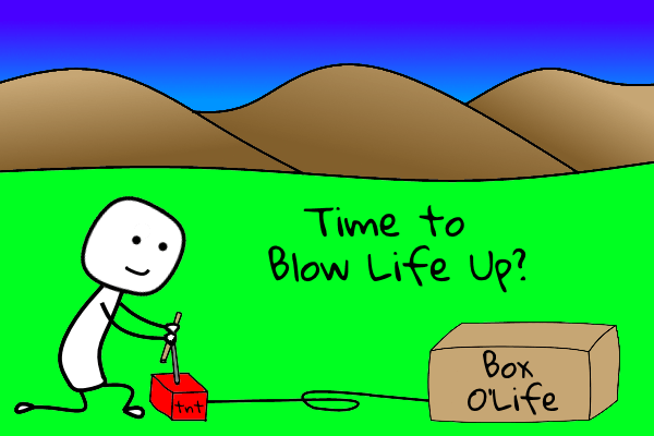blow life up image by sellallyourstuff.com
