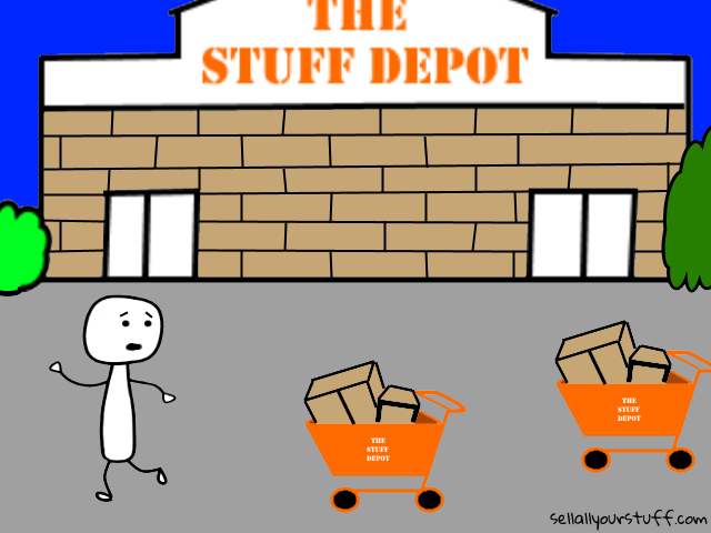 image of The Stuff Depot