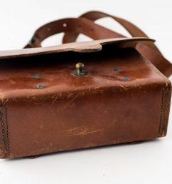 hotchkiss artillery primer pouch wooden block fuses shoulder strap  [ 4000 x 2670 Pixel ]