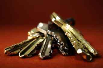 group of keys