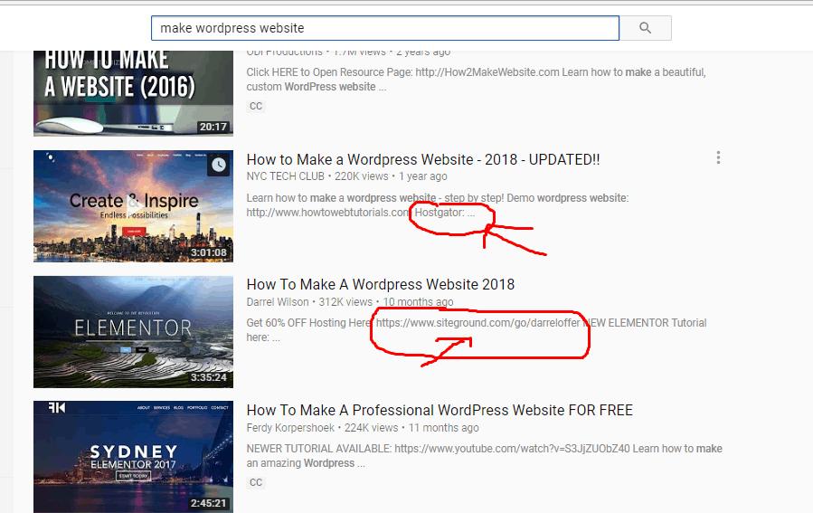 youtube profit