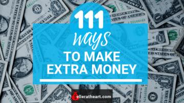 111 Side Hustle Ideas to Make Extra Money
