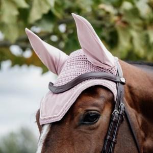 Kentucky Horsewear Bonnet Velvet Rose En Cadence
