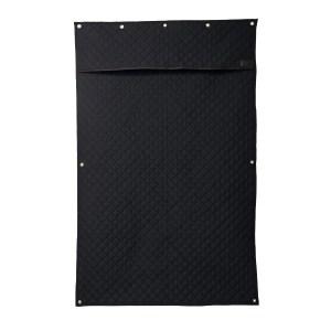 Tenture Box Noir Kentucky En Cadence