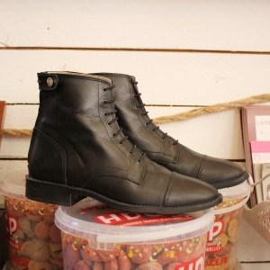 Boots Rectiligne Noir 36 Occasion
