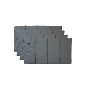 Sellerie En Cadence Montfort L'Amaury Kentucky cotons américains gris x4