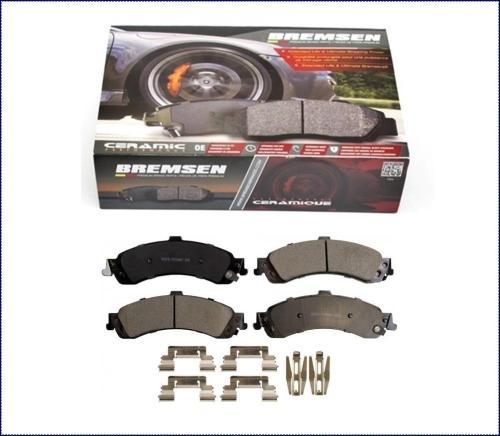 small resolution of details about ceramic brake pads rear for gmc sierra yukon yukon xl 1500 2002 2007