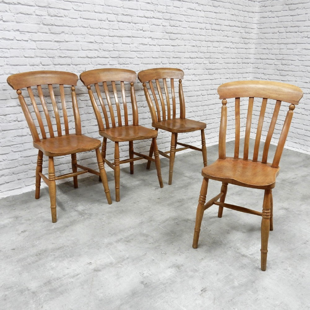 Country Kitchen Chairs Set 4 Country Kitchen Chairs 617875 Sellingantiques Co Uk