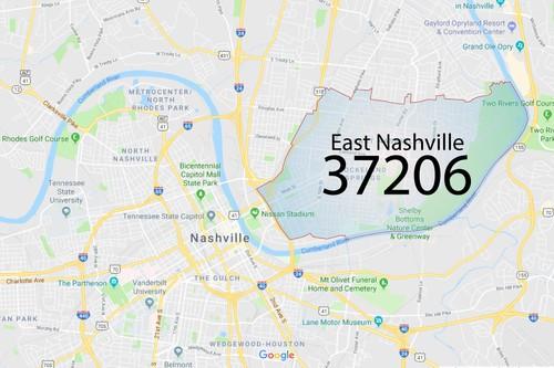 Inspired Homes 37206 East Nashville Zip Code 37206