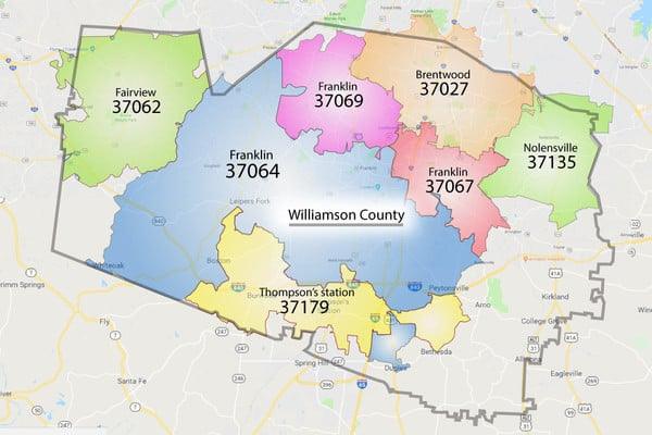 Franklin Tn Zip Code Map Franklin TN Homes for Sale | 2020 [Photos] Lisa Rumley Lewis 615