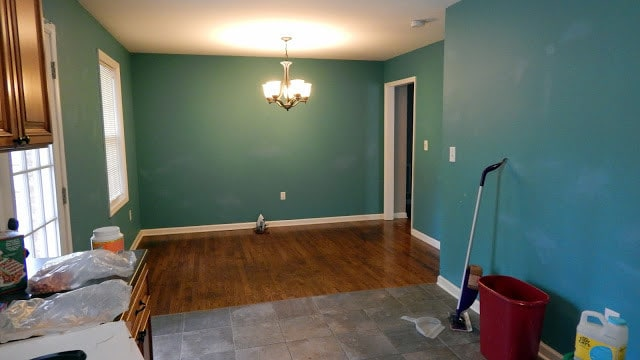 Inspired Homes kitchen2before How to Sell a Home in Gallatin TN Selling a Home  Selling a Home how to sell a home