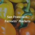 (Year-Round Unless Otherwise Noted) Information Courtesy of Stephanie Morimoto and Together In Food: https://togetherinfood.wordpress.com/s-f-farmers-markets-the-full-list/ Dates and times can change seasonally San Franciscans are lucky to have such an amazing variety […]