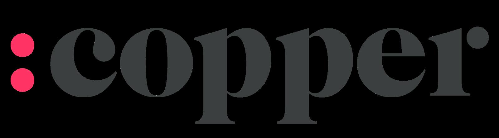 Copper crm Logo