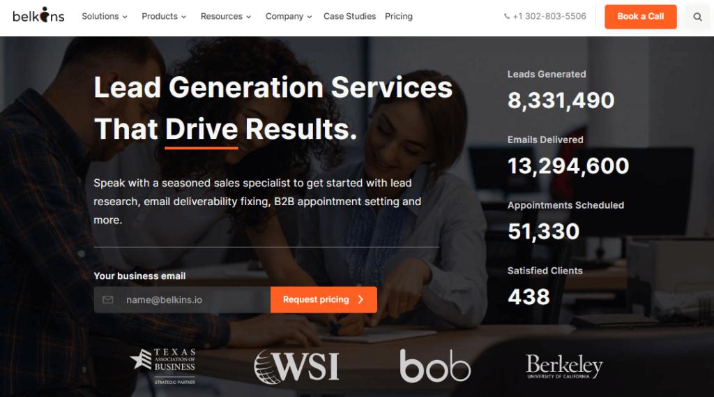 Belkins Lead Generation Companies