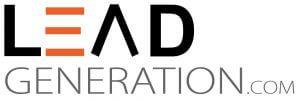 Lead Generation dot Com Logo