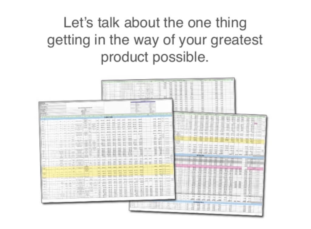 ProPad sales deck example