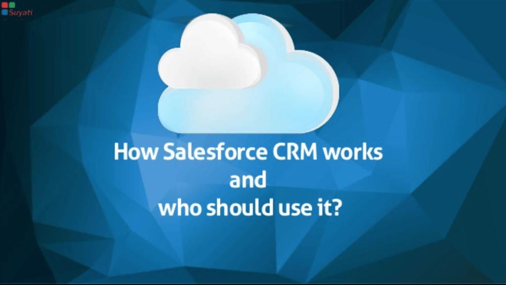 Salesforce sales deck example