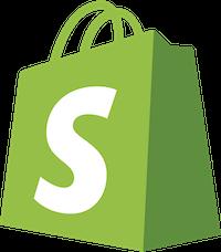 Shopify sqare logo