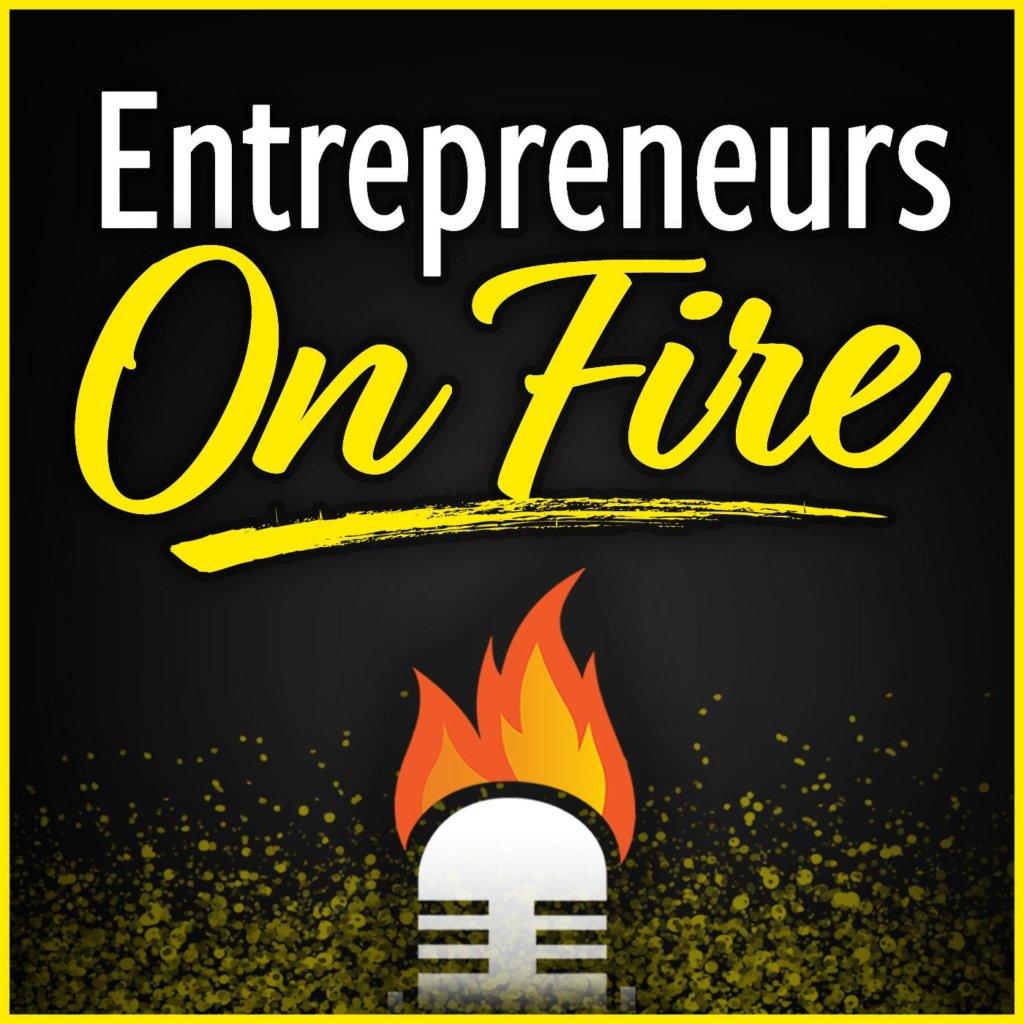 Entrepreneurs on Fire-Podcast