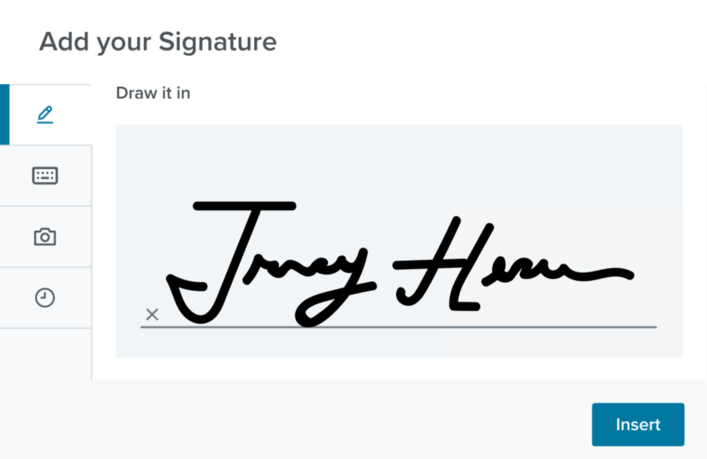 HelloSign - Electronic Signature Software